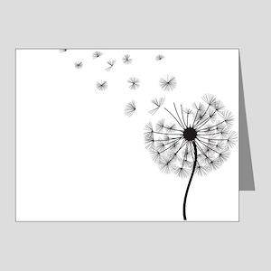 Dandelion Note Cards (Pk of 20)