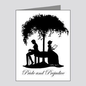 Pride and Prejudice Darcy an Note Cards (Pk of 20)