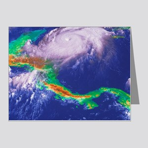 Hurricane Mitch Note Cards (Pk of 20)