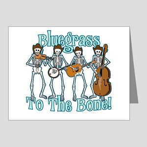 Bluegrass Bones! Note Cards (Pk of 20)