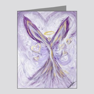 angel of love Note Cards (Pk of 20)