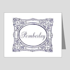 Pemberley Note Cards
