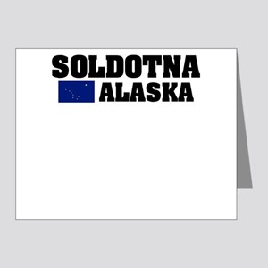 Soldotna Note Cards (Pk of 20)