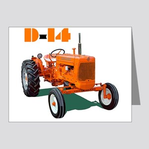 The Model D-14 Note Cards (Pk of 20)