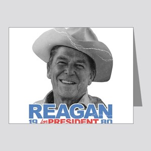 Reagan 1980 Election Note Cards (Pk of 20)