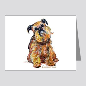 Brussels Griffon Note Cards (Pk of 20)