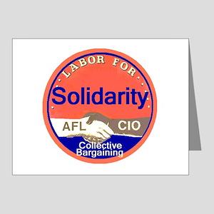 Solidarity Note Cards (Pk of 20)