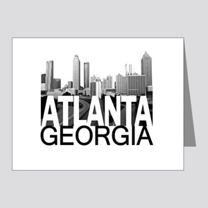 Atlanta Skyline Note Cards (Pk of 20)