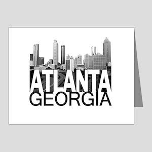 Atlanta Skyline Note Cards (Pk of 20)
