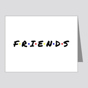 FRIENDS Note Cards