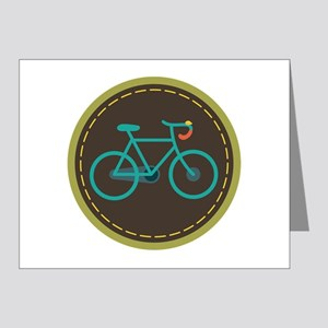 Bicycle Circle Note Cards