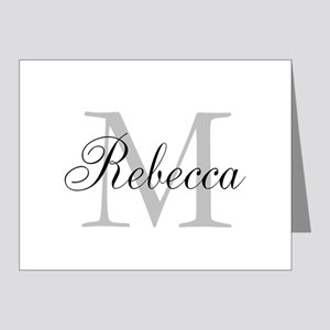 Monogram Initial And Name Personalize It! Note Car