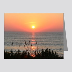Outer Banks Sunrise Note Cards (Pk of 20)