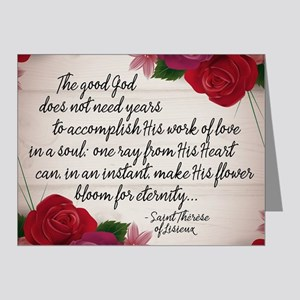 Bloom for Eternity Note Cards