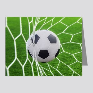 Football Goal Note Cards