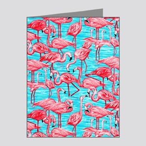 Flamingos Note Cards (Pk of 20)