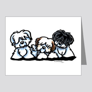I Love Cotons Note Cards (Pk of 20)