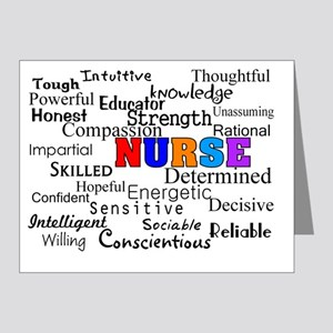 NURSE Note Cards (Pk of 20)