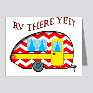 RV There Yet? Note Cards