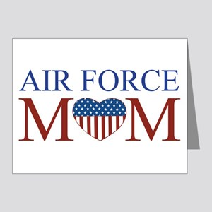 Patriotic Air Force Mom Note Cards (Pk of 20)