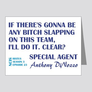 BITCH SLAPPING Note Cards (Pk of 20)