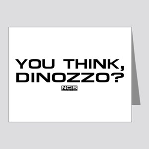 NCIS: You Think? Note Cards (Pk of 20)