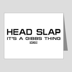 NCIS: Head Slap Note Cards (Pk of 20)