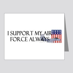 Air Force Always Note Cards (Pk of 20)