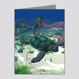 st_shower_curtain Note Cards (Pk of 20)