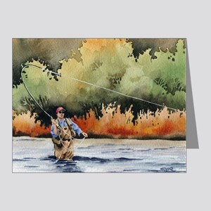 Fishing Note Cards