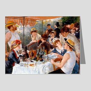 Pierre-Auguste Renoir Note Cards (Pk of 20)