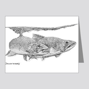 Brook Trout Note Cards (Pk of 20)