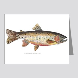 Colorado River Cutthroat Trout Note Cards