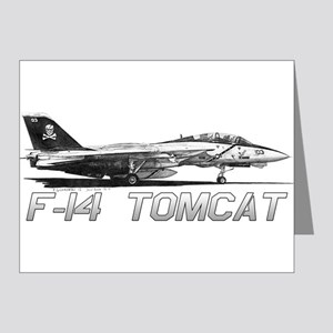 F14 Tomcat Note Cards (Pk of 20)