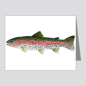 Rainbow Trout - Stream Note Cards
