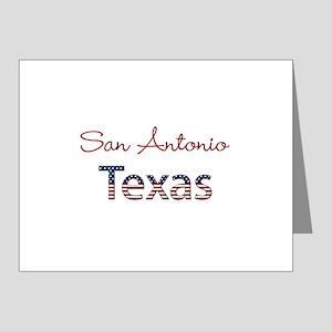 Custom Texas Note Cards (Pk of 20)