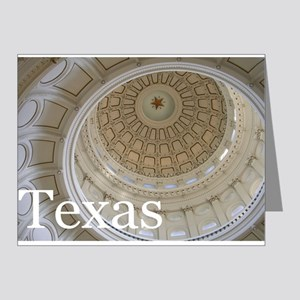 Texas Star Note Cards