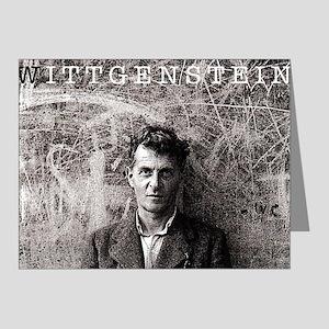 Wittgenstein Note Cards (Pk of 20)