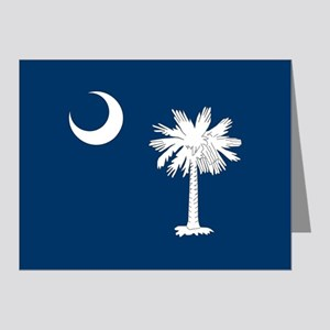 SC Palmetto Moon Note Cards (Pk of 20)