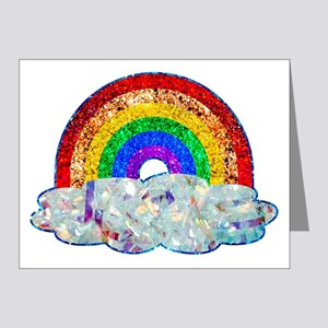 Glitter & Be Gay Note Cards