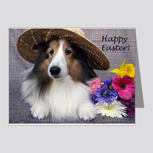 Happy Easter Note Cards (Pk of 20)