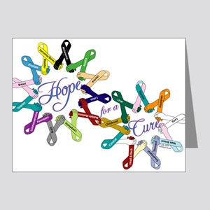 Hope For A Cure Note Cards (Pk of 20)