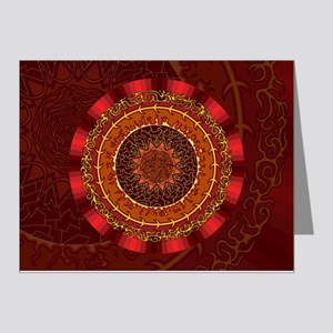 Fire Note Cards (Pk of 20)