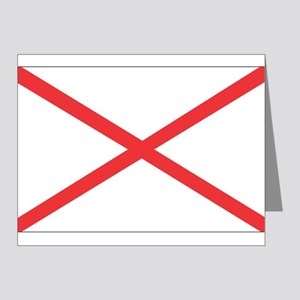Alabama State Flag Note Cards (Pk of 20)