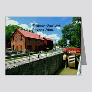 Whitewater Canal  Note Cards (Pk of 20)