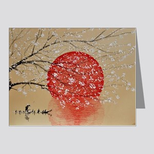 Japan Note Cards (Pk of 20)