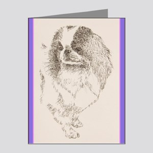 Japanese_Chin_KlineZ Note Cards (Pk of 20)