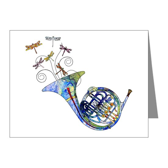 Wild French Horn