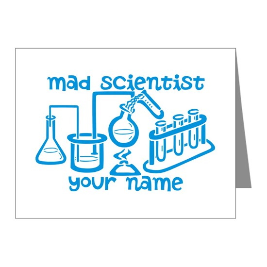 Personalized Mad Scientist
