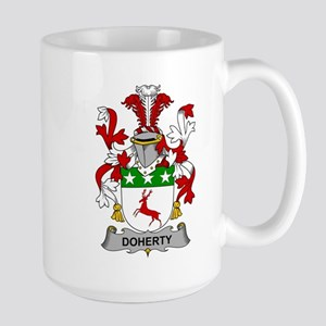 Doherty Family Crest Mugs